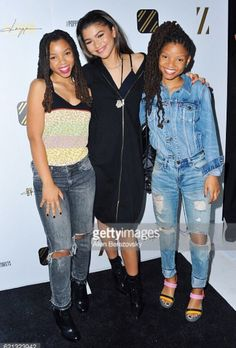 Swag Outfits, Classy Outfits, Fall Outfits, Black Is Beautiful, Beautiful People, Chloe Halle, Black Girl Aesthetic, Child Actors, Celebs