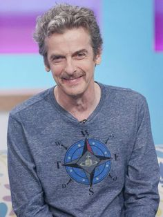 peter capaldi | Doctor Who announcement: Peter Capaldi unveiled as 12th incarnation of ...