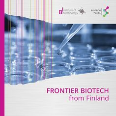 Biotech Plaza brochure 2016, graphic design Z-Factory