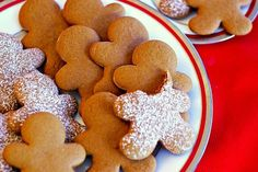Easy ginger bread cookies
