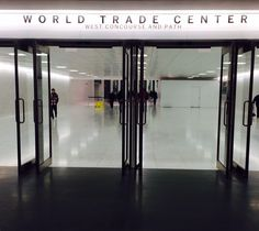 World Trade Center West Concourse in New York, NY