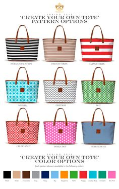 BEST. TOTES. EVER.  And I have a 10% OFF code to share!!!!