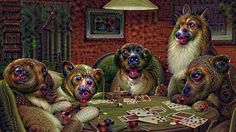 Why Google's Deep Dream A.I. Hallucinates In Dog Faces