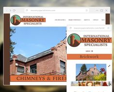 Serving Northern California's East Bay area, International Masonry Specialists is based in Oakland. They are a fully licensed contractor that designs and builds innovative hardscapes and structures to create indoor and outdoor environments that will improve and enhance your leisure, recreation, and entertainment areas.  We partnered with Scott Adams of Secret Fan Base, Oakland Graphic Design, who designed their new responsive WordPress theme as well as their new branding materials, including…