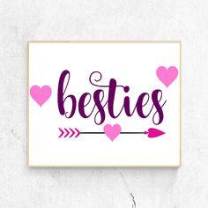 Best Friends Heart Svg, Best Friends Svg, Besties Svg, Valentine Svg, Valentines Day Svg, Valentines Svg, Valentine Svg Files, Bff Svg, Love Bff, Besties, Best Friends, Clip Art, Lettering, Frame, Creative, Friendship, Sparkle