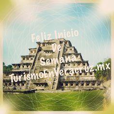 #Feliz inicio de semana http://www.turismoenveracruz.mx #Veracruz #Tajin