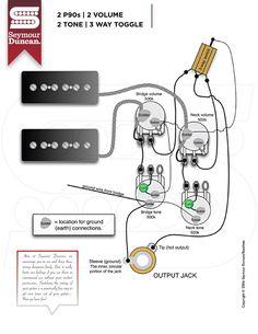 Wiring Diagrams Telecaster custom, Guitar diy, Fender