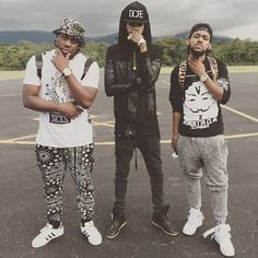 The Ultimate Champion Bwoy Alkaline In Middle Vendetta Clan Taking Dancehall To New