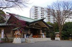 Togo Jinja, Shibuya, Tokyo. IJN admiral Togo Heihachiro was enshrined here.
