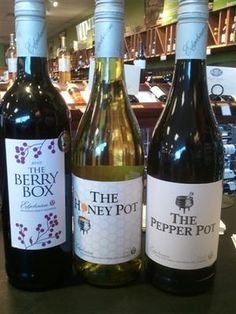 New South African wines!