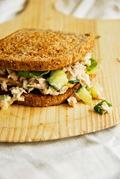 : Le French Tuna Salad Sandwich | food | Pinterest | Pan Bagnat, Tuna ...