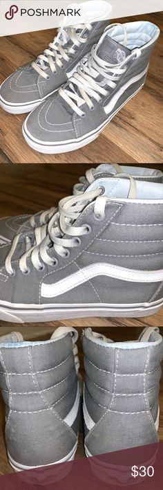 38d39e397c Canvas Vans Really durable original Old Skool Vans - a few minor marks but  decently clean for the most part - price is negotiable Vans Shoes Sneakers