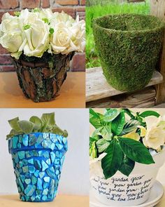 Do you have pots? Used or unused, old or new? If yes then these 15 DIY Garden Pots Decoration Ideas are made for you. These ideas will sway your mind in wonder.