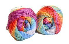 Alize multicolor yarn Microfiber acrylic yarn 1 by Yarnshopping