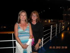Formal dinner, Casino and Piano bar night, Carnival Cruise 2012