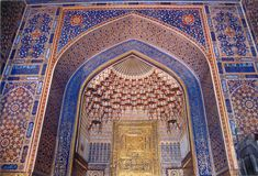 You can get to Registan at Samarkand by flights that are operated by Uzbekistan from Moscow, St Petersburg, Kazan and also Tashkent. Description from 1000lonelyplaces.com. I searched for this on bing.com/images