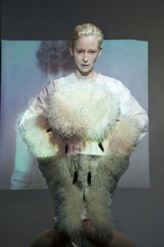 Katerina Jebb - Photographers - Editorial - M Le Monde Tilda Swinton 2012 | Michele Filomeno