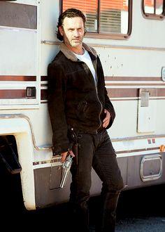 Rick Grimes in Season 2 | The Walking Dead