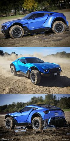 Remember the wild Lamborghini Huracan Sterrato off-road supercar? Lamborghini built the off-road Huracan as. Futuristic Motorcycle, Futuristic Cars, Custom Muscle Cars, Custom Cars, Weird Cars, Cool Cars, Bmw Autos, Lifted Cars, Exotic Sports Cars
