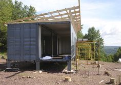 YOUNGSVILLE CONTAINER HOUSE