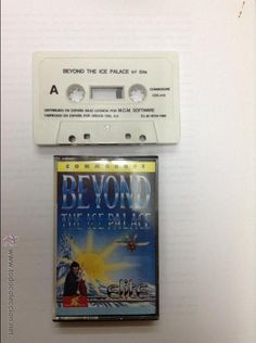 Beyond the ice palace - [Commodore 64 C64]