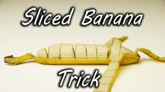 Here's a fun and easy trick to do with a banana. It's kind of dumb, but why not give it a try? I bet kids would love it especially. See how it's done and try it with your friends!
