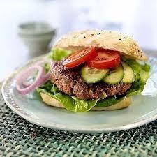 Burgers on Pinterest | Gourmet Burgers, Bagels and Burger Recipes
