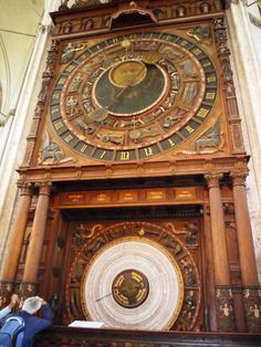 Inside Lubeck Cathedral -