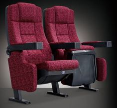 As one of the most professional commercial movie theater seats manufacturers and suppliers in China, we bring here high quality theater seating with good price. Welcome to buy commercial movie theater seats for sale here from our factory. Theater Seats, Cinema Seats, Cinema Theatre, Home Theater Seating, Movie Theater, Movie Chairs, Auditorium Seating, Cinema Movies, Recliners