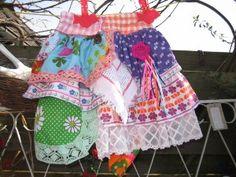 Little girls fashion - skirt