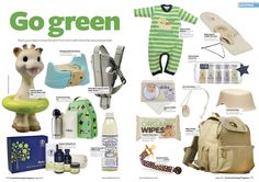 PRINT - Practical Parenting & Pregnancy August 2011: Shopping – Eco products