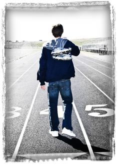 track star senior pictures Picture Penny