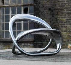 Design Single Chair of Carbon Fibers by Brodie Neill
