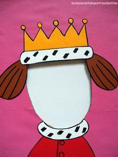 Portrait de roi.