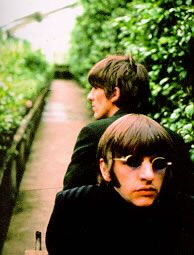 George and Ringo 1966