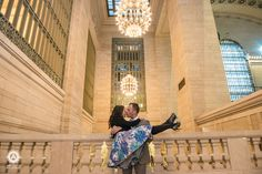 A teaser image from a recent photo shoot inside Grand Central Terminal, NYC.