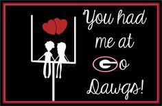 UGA football! Go dawgs! Made by me, LOVE