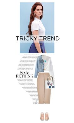"""crisp"" by tvesbrink ❤ liked on Polyvore featuring Balenciaga, River Island, Reebok, Lana, women's clothing, women, female, woman, misses and juniors"