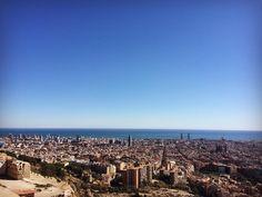 Bunkers - El Carmel Barcelona