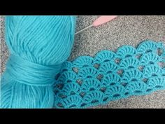 Learn to crochet easy cute stitch. This amazing stitch provides a fabulous look to any project you choose to form in future. Ideal for vests and blankets Crochet Stitches For Beginners, Beginner Crochet Projects, Crochet Videos, Knitting For Beginners, Start Knitting, Easy Knitting, Crotchet Patterns, Crochet Stitches Patterns, Crochet Designs