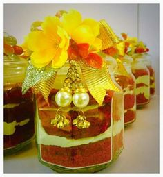 This Diwali, send your loved ones a Red Velvet Cake in a jar from Buttercup Bungalow, to add to the sweetness of the festival! Beautifully decorated jars with moist Red Velvet Cake makes this a perfect Diwali gift...   #Hurry #BuyNow  #ordernow #DiwaliSpecial
