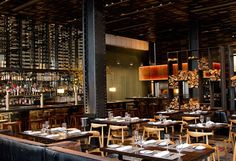 Seven on Sunday - The Enchanted Home  Colicchio and Sons NYC
