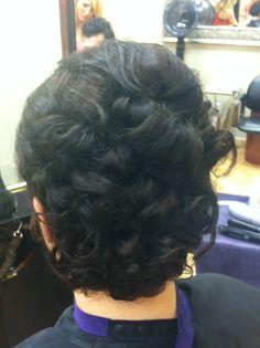 Salon Professionals bridal hair