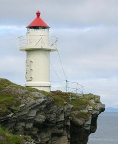 Lighthouses of Norway: Hammerfest Area