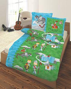 fein biber baby kinder jungen bettw sche polizei feuerwehr gr e 40 x 60 100 x 135 cm. Black Bedroom Furniture Sets. Home Design Ideas