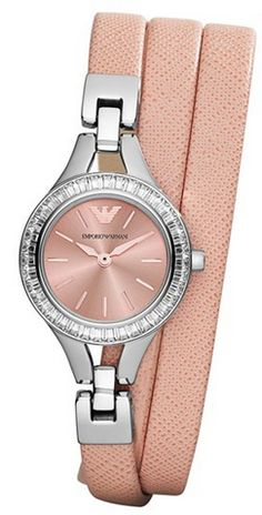 Fashion*Jewellery*Watches | Rosamaria G Frangini || Rose gold wrap watch