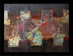 Art Show Intro Card - Randall Brandford