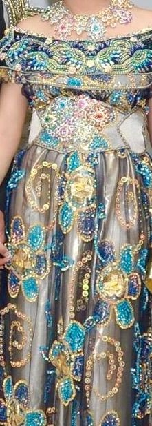 Blouza Oranaise #algeriantraditionaldresses #Algérie #الجزائر #Algeria