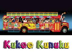 Kukoo Kunuku - watering hole tour bus