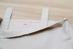 Canvas Tote Bag DIY Step by Step Photo Tutorial. Convenient for all your everyday shopping, Perfect for Crafting & Decorating Projects, Was...
